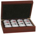 Rosewood Golf Ball Case Golf Awards