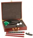 Rosewood Finish Executive Golf Set Golf Awards