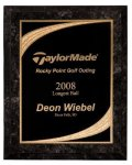 Marble Finish Plaque Award Sales Awards